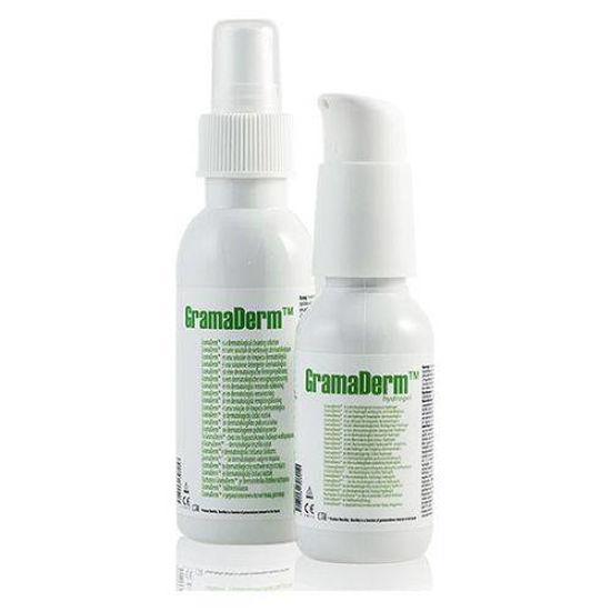 GramaDerm topični antiseptik, 60 g gela + 100 mL raztopina