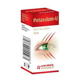 Slika Potassium – U kapljice za oko, 10 mL