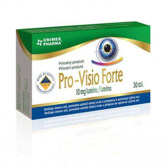 Pro-Visio Forte s sladilom, 30 tablet