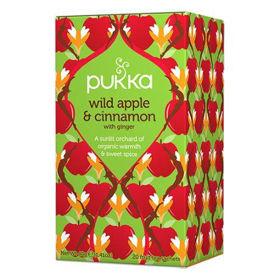 Slika Pukka Wild Apple & Cinnamon, 20 čajnih vrečk