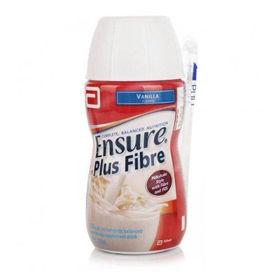 Slika Ensure Plus Fibre prehrana z okusom vanilije, 200 mL