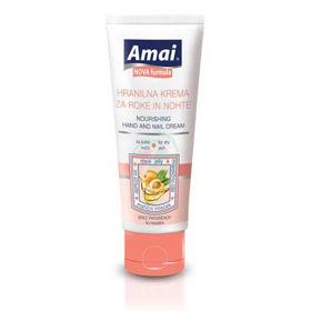 Slika Amai hranilna krema za roke in nohte za suho kožo, 100 mL