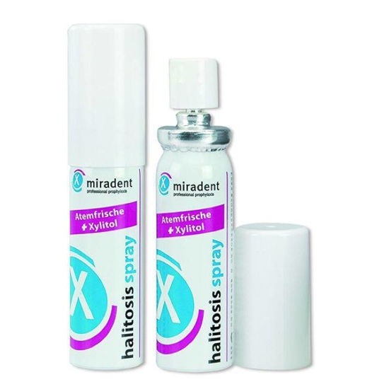 Miradent ustno pršilo za svež dah, 15 mL