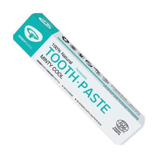 Green People naravna zobna pasta s svežino mete, 50 mL