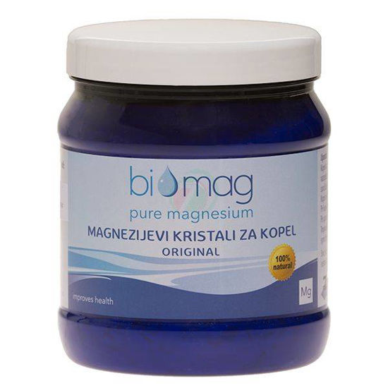 Bi Mag magnezijevi kristali za kopel, 750 g