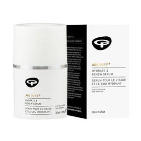 Slika Green People Age Defy + vlažilen obnovitveni serum, 30 mL