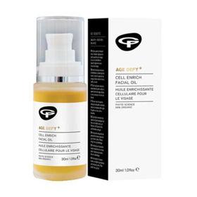 Slika Green People Age defy + pomlajevalno olje za obraz, 30 mL