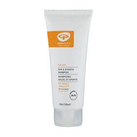 Slika Green People šampon za zaščito las na soncu in pri športu, 100 mL