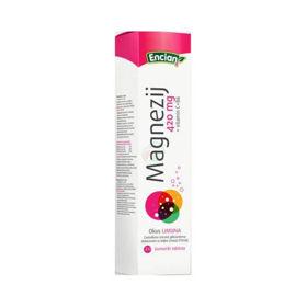 Slika Magnezij 420 mg + vitamin C+B6, 20 šumečih tablet