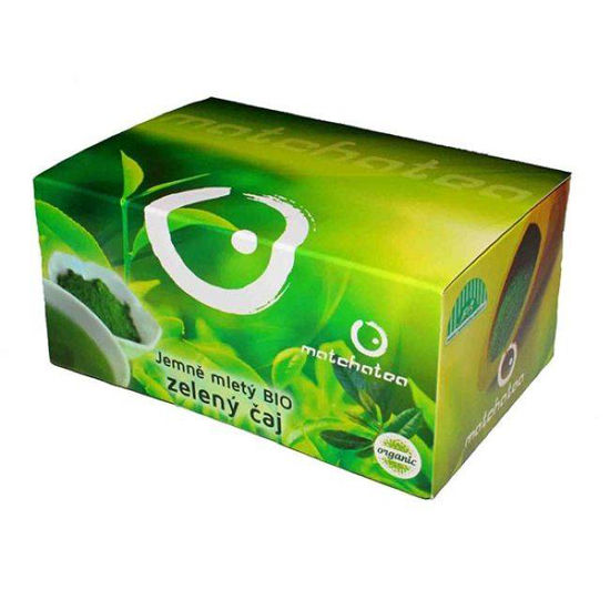 Matcha Harmony čaj - vrečke, 30x2 g
