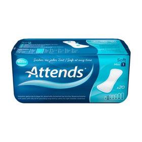 Slika Attends Soft Mini 1 predloge za lažjo inkontinenco, 20 predlog