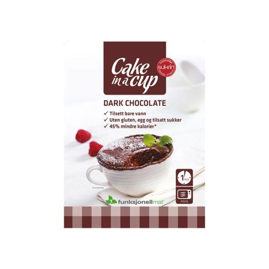 Sukrin Cake in a Cup, 2x75 g