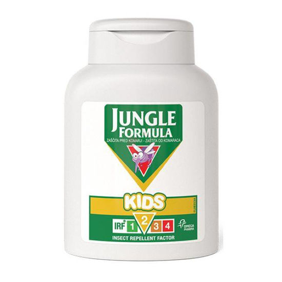 Jungle Formula Kids zaščita pred komarji za otroke, 125 mL