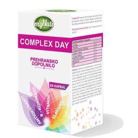 Slika MyNuti Complex Day, 60 kapsul