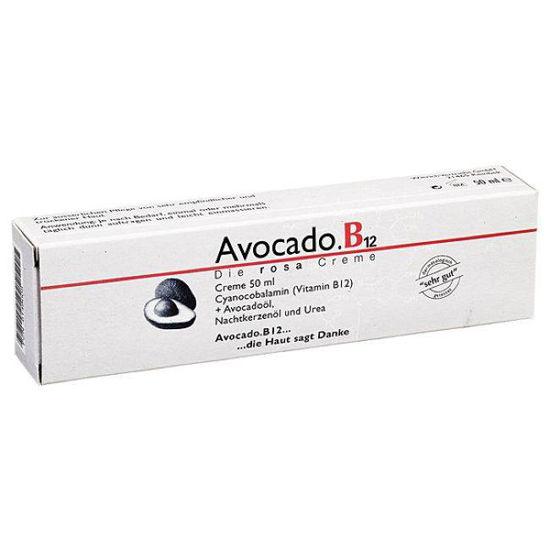 Avocado.B12 krema, 50 mL