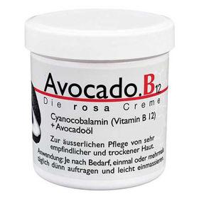 Slika Avocado.B12 roza krema, 200 mL