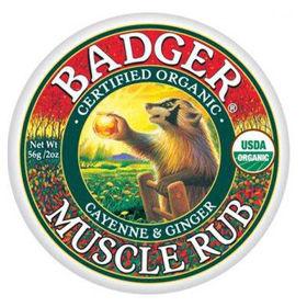 Slika Badger naravno mazilo za masažo, 21 g