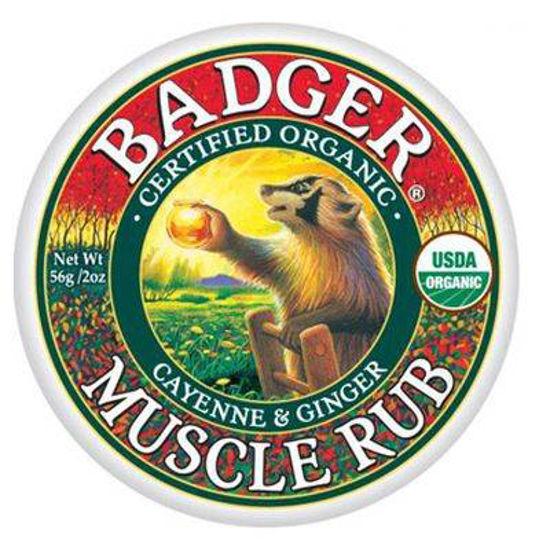Badger naravno mazilo za masažo, 21 g