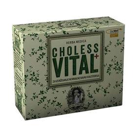 Slika Choless Vital + prehransko dopolnilo (vrečke), 15x12.1 g