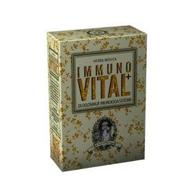 Slika Immuno Vital + prehransko dopolnilo, 40 kapsul