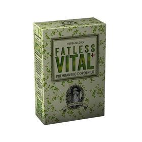 Slika Fatless Vital + prehransko dopolnilo, 40 kapsul