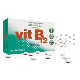Slika Soria Natural B12 vitamin retard, 48 tablet