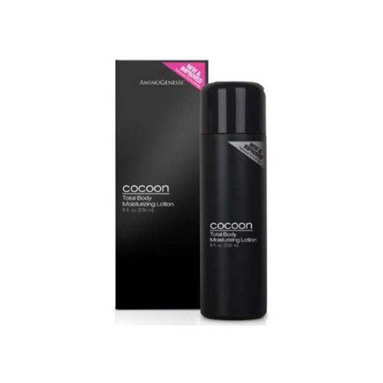 AminoGenesis Cocoon hidratantni losjon za celo telo, 236 mL