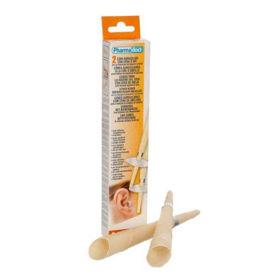 Slika Pharmadoct tulec za čiščenje ušes, 1 par