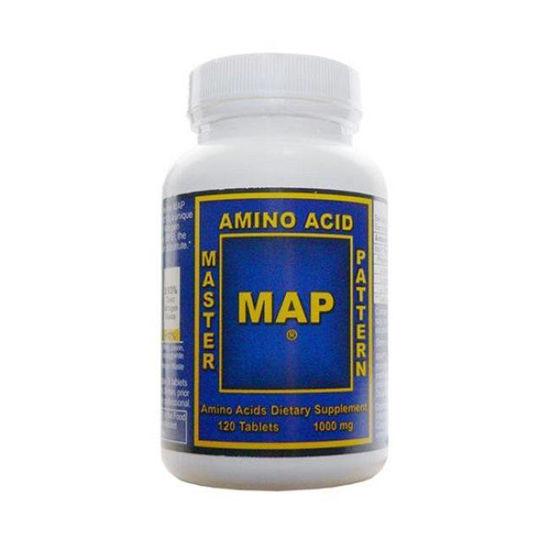 MAP aminokisline, 120 tablet