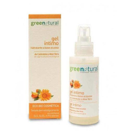 GreenNatural bio naravni lubrikantni gel, 100 mL