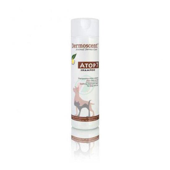 Dermoscent Atop 7 šampon za mačke in pse, 200 mL