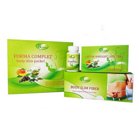 Slika Biostille Body Slim paket izdelkov, 1 set