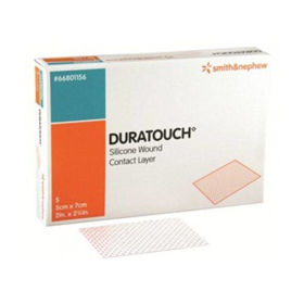 Slika DuraTouch silikonska kontaktna plast 5x7 cm, 5 kom
