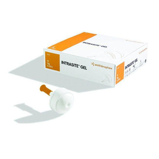 Intrasite hidrogel, 10x25 g