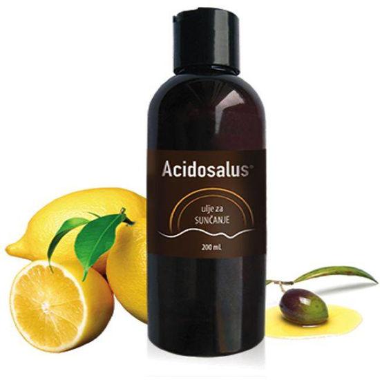 Acidosalus olje za sončenje, 200 mL
