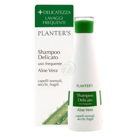 Slika Planters Aloe Vera šampon za občutljivo lasišče, 200 mL