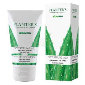 Slika Planters Aloe Vera peeling za obraz, 50 mL