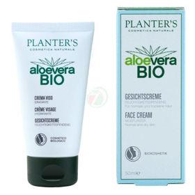 Slika Planters Aloe Vera BIO krema za obraz, 50 mL