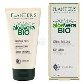 Slika Planters Aloe Vera BIO hidratantna emulzija za telo, 150 mL