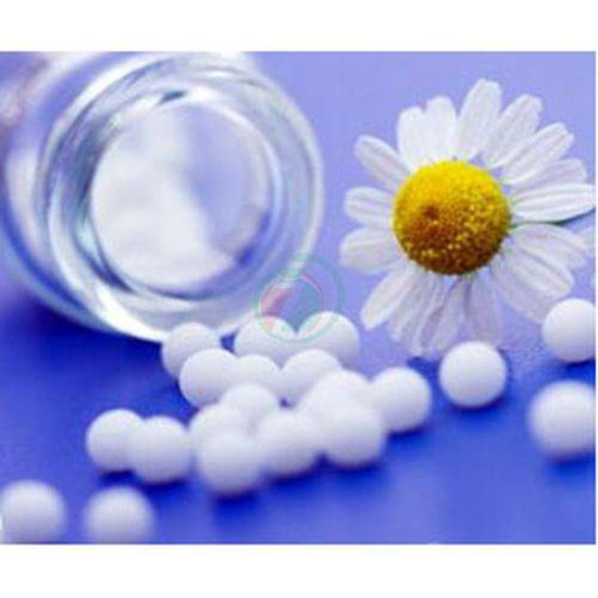 Homeopatsko zdravilo Calcium Fluoratum C200 kroglice, 1 g