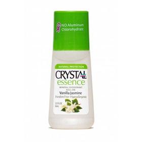 Slika Crystal essence vanilija & jasmin roll-on, 65 mL