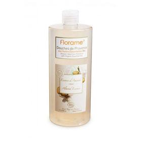 Slika Florame gel za prhanje mandelj, 1000 mL
