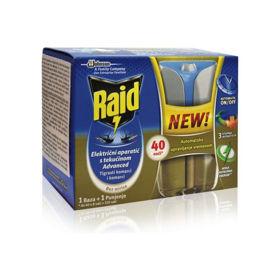 Slika Raid Silver Advanced električni komplet za 40 noči, 1 set