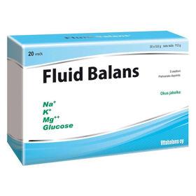 Slika Fluid Balans prašek, 20 vrečk