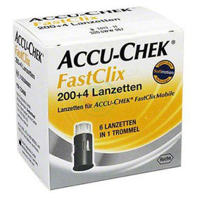 Slika Accu-Chek FastClix lancete