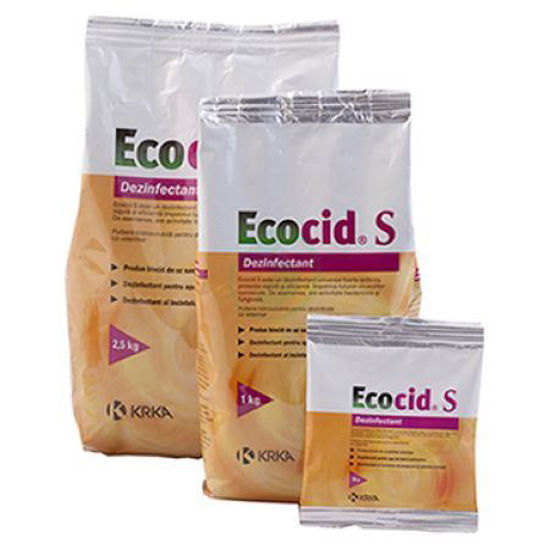 Ecocid S prašek, 2500 g