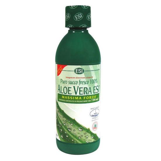 Aloe vera ESI maksimalna moč, 500 ali 1000 mL
