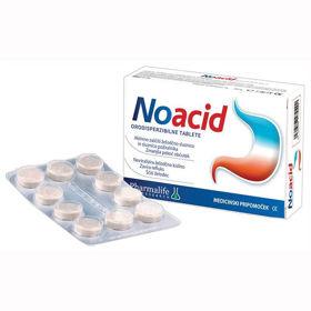Slika NoAcid tablete, 30 tablet