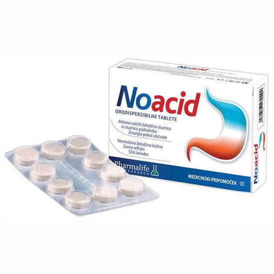 NoAcid tablete, 30 tablet