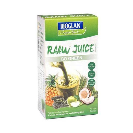 Okus: zeleni mix